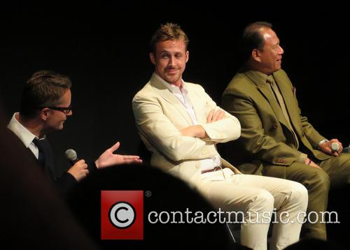 Nicolas Winding Refn, Ryan Gosling and Vithaya Pansringarm 10