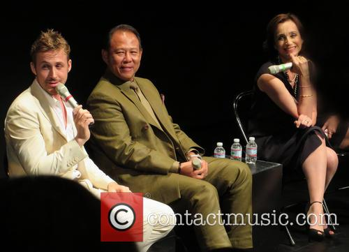 Ryan Gosling, Vithaya Pansringarm and Kristin Scott Thomas 7