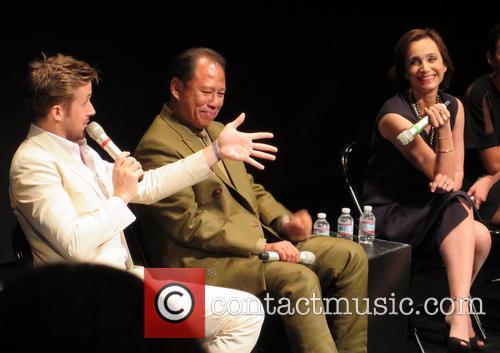 Ryan Gosling, Vithaya Pansringarm and Kristin Scott Thomas 4