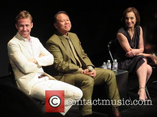 Ryan Gosling, Vithaya Pansringarm and Kristin Scott Thomas 5