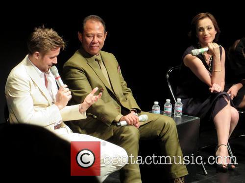 Ryan Gosling, Vithaya Pansringarm and Kristin Scott Thomas 6