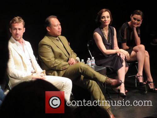 Ryan Gosling, Vithaya Pansringarm, Kristin Scott Thomas and Yayaying Rhatha Phongam 1