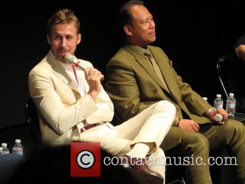 Ryan Gosling and Vithaya Pansringarm 8