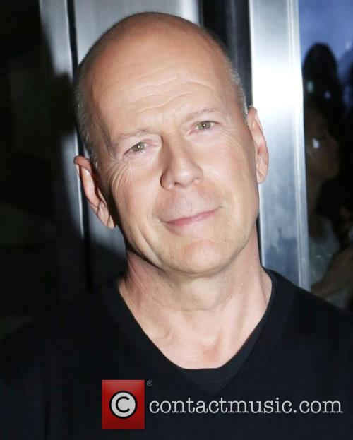 Bruce Willis, New York Red 2 Premiere