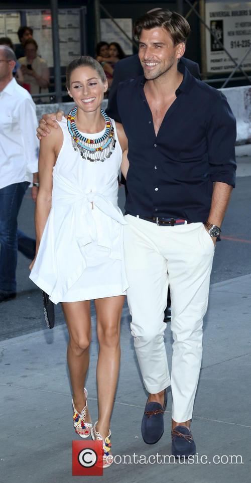 Olivia Palermo and Johannes Huebl 5