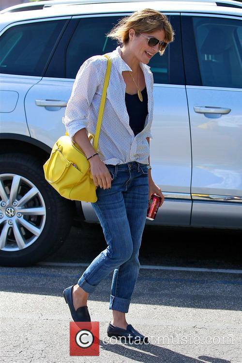 Selma Blair out and about in Santa Monica