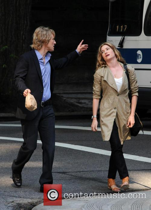 owen wilson kathryn hahn filming squirrels to the 3764967