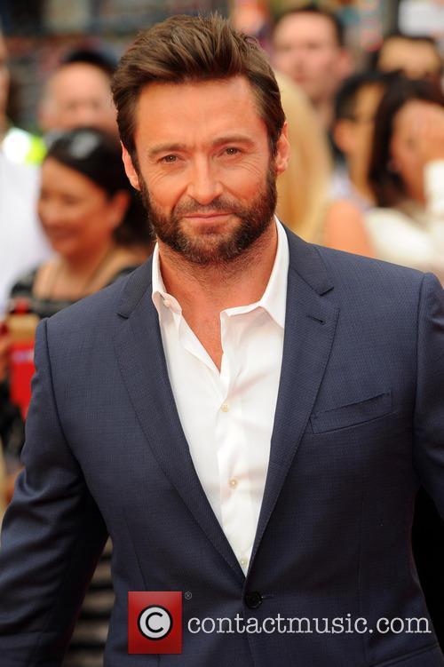 Hugh Jackman, Wolverine Premiere