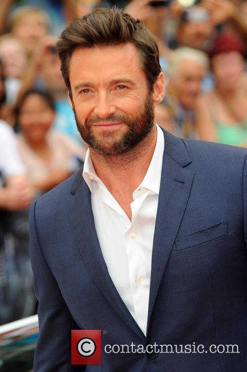 Hugh Jackman, The Wolverine UK Premiere