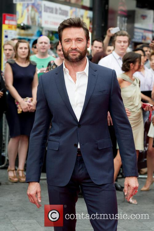 Hugh Jackman, The Wolverine Premiere
