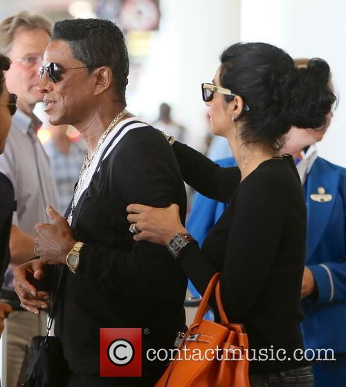 Jermaine Jackson and Halima Rashid 8