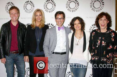 Don Roos, Lisa Kudrow, Dan Bucatinsky, Sara Gilbert, Lily Tomlin, Paley Center for Media