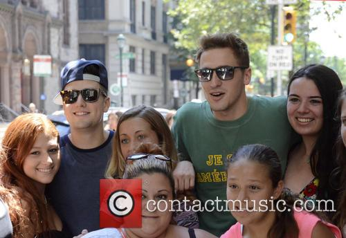 James Maslow and Kendall Schmidt 2
