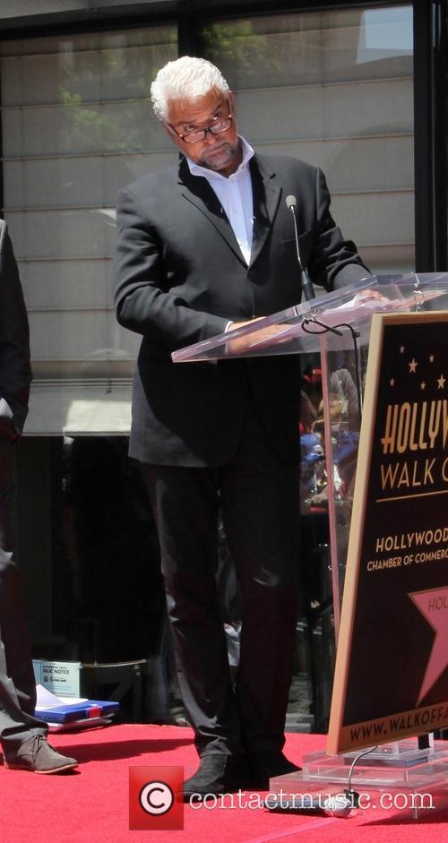 Bryan Cranston, John O'Hurley, Walk Of Fame