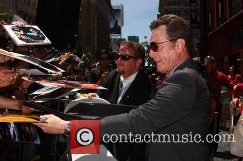 frankie muniz bryan cranston bryan cranston hollywood walk 3766155