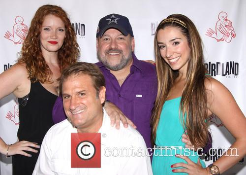 Courtney Markowitz, Jeff Calhoun, Frank Wildhorn and Ashley Loren 4