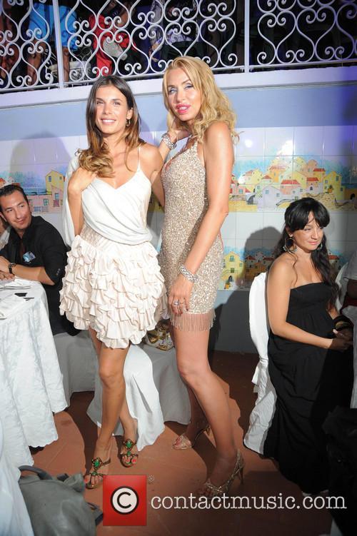 Elisabetta Canalis and Valeria Marini 10