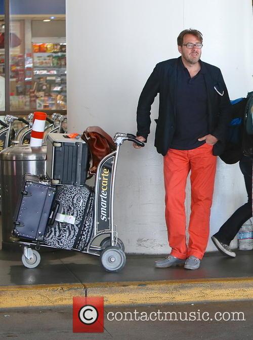 Jonathan Ross, LAX Airport