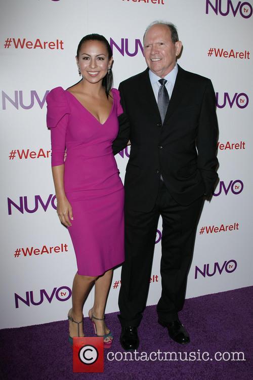 Anjelah Johnson and David Lopez 6