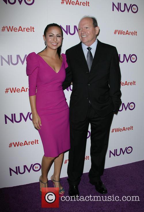 Anjelah Johnson and David Lopez 9