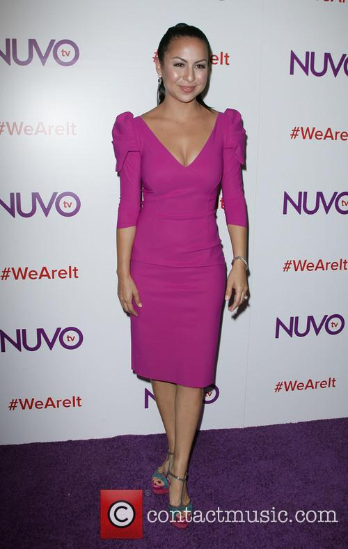 anjelah johnson nuvotv network launch party 3766305