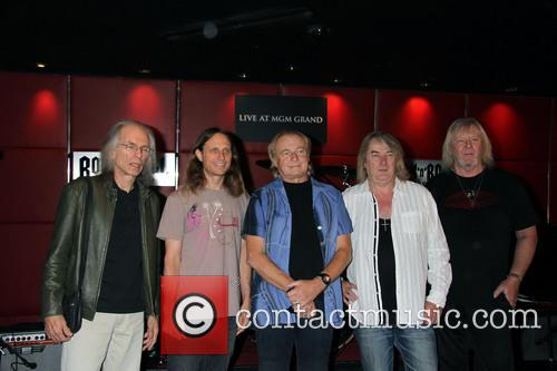 Rock Band YES At Rock N Roll Fantasy...