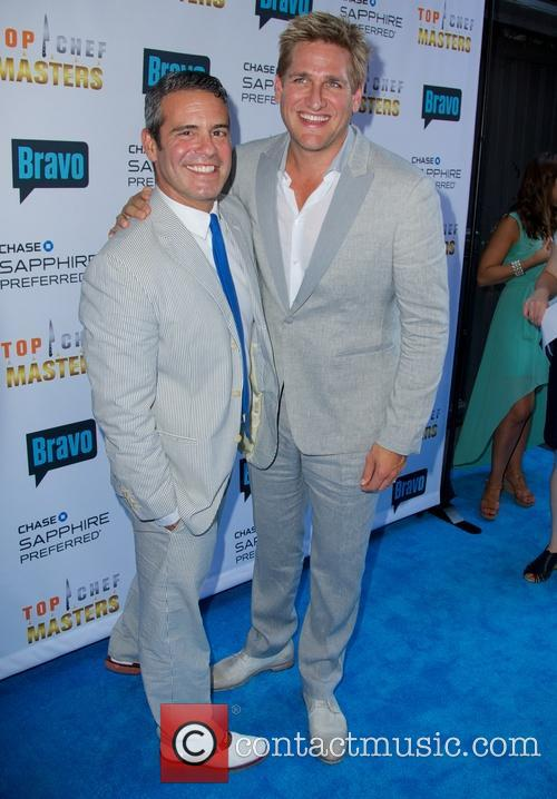 Andy Cohen and Curtis Stone 6