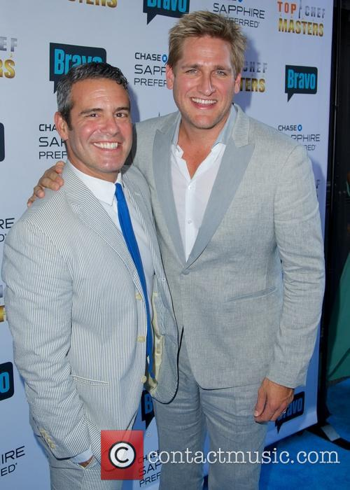 Andy Cohen and Curtis Stone 8