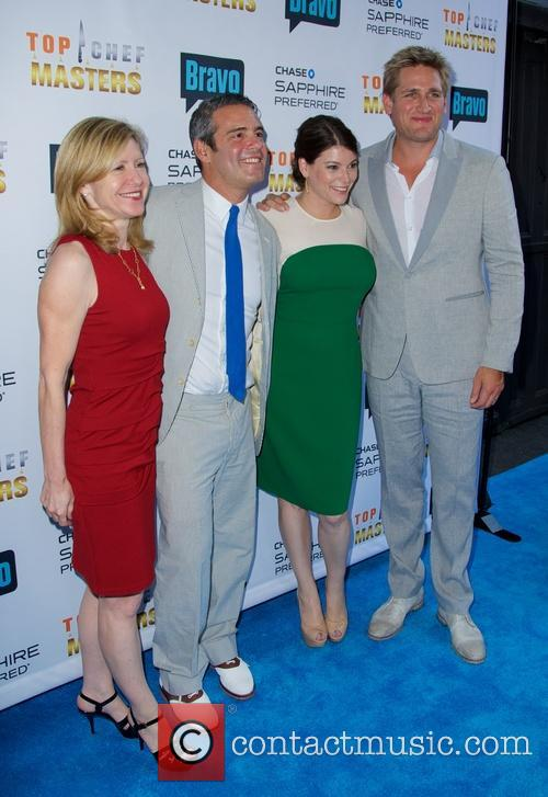 Andy Cohen, Gail Simmons and Curtis Stone 2