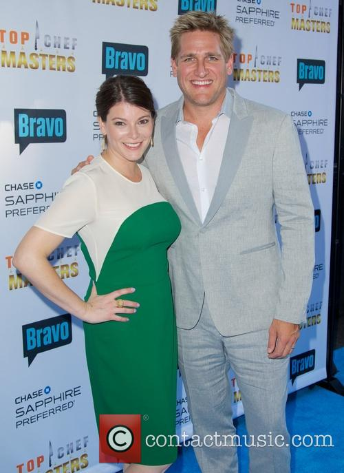Gail Simmons and Curtis Stone 4