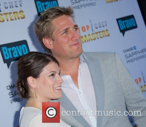 Gail Simmons and Curtis Stone 6