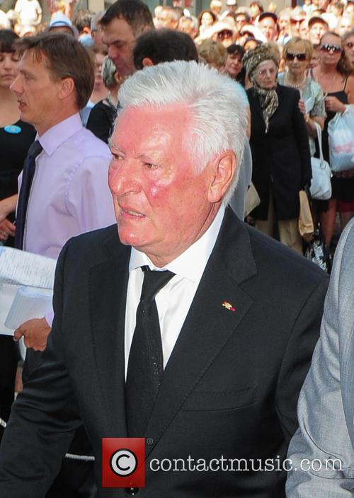 roy walker family and guests attend the 3767137