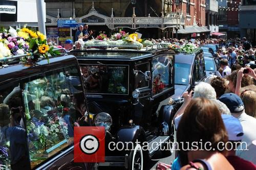 Bernie Nolan and Hearse 7