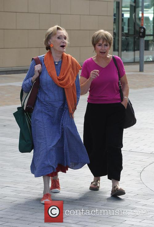 Sian Phillips and Brigit Forsyth 4