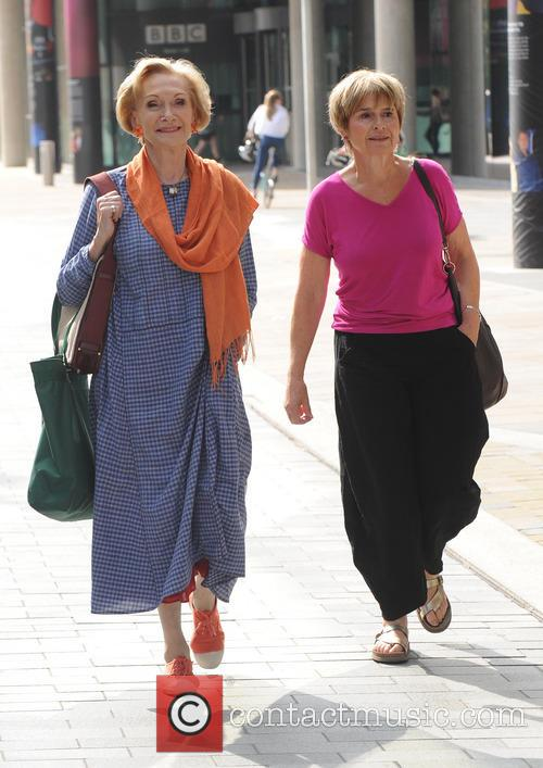 Sian Phillips and Brigit Forsyth 5