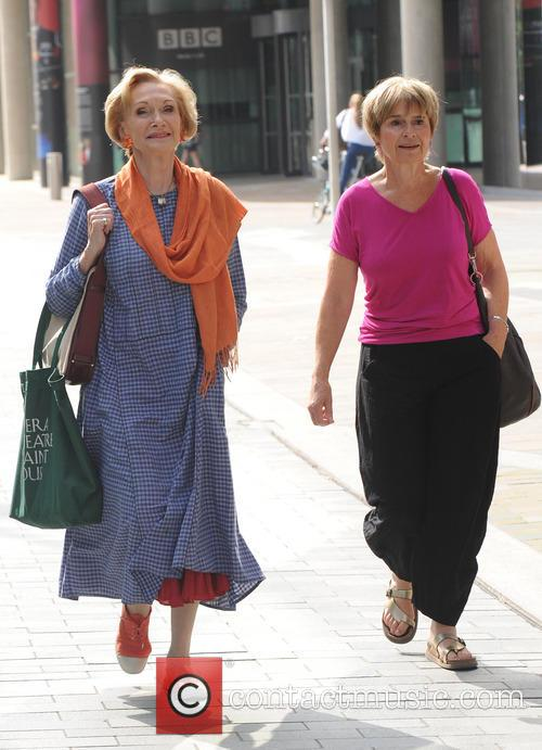 Sian Phillips and Brigit Forsyth 1