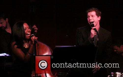 Adrienne Warren and Stark Sands 8