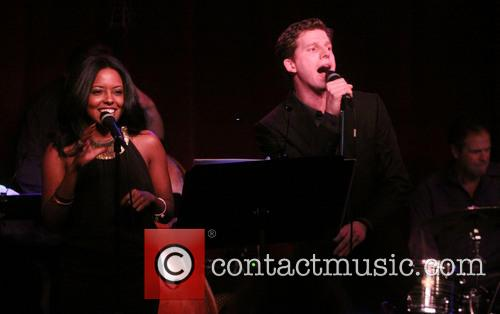 Adrienne Warren and Stark Sands 10