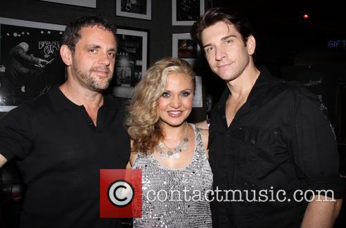 Andy Snitzer, Orfeh and Andy Karl 1
