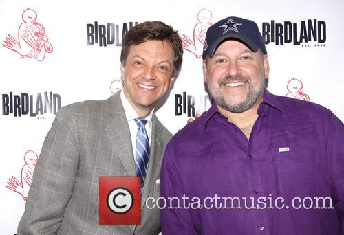 Jim Caruso and Frank Wildhorn 2