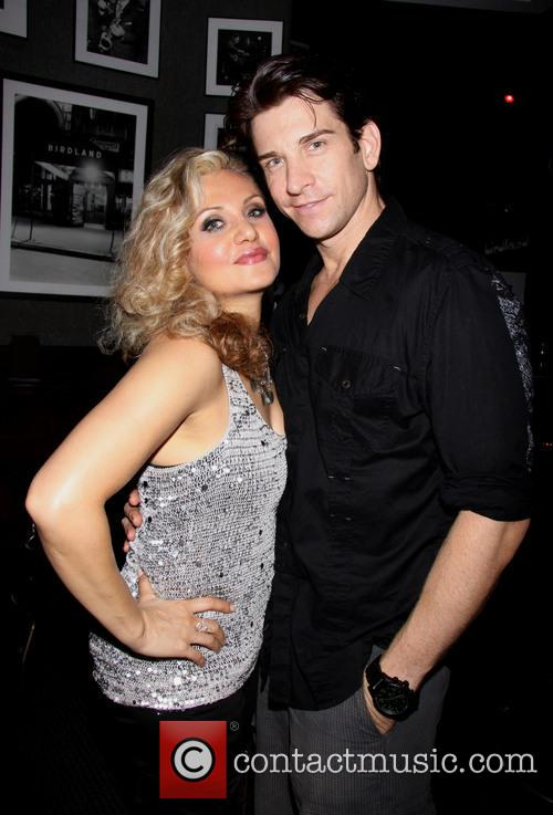 Orfeh and Andy Karl 3