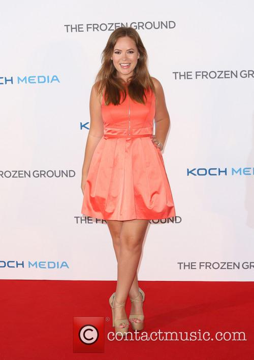 tanya burr the frozen ground premiere 3767409