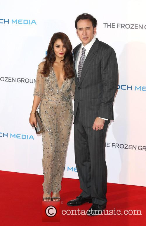 vanessa hudgens nicolas cage the frozen ground premiere 3767443