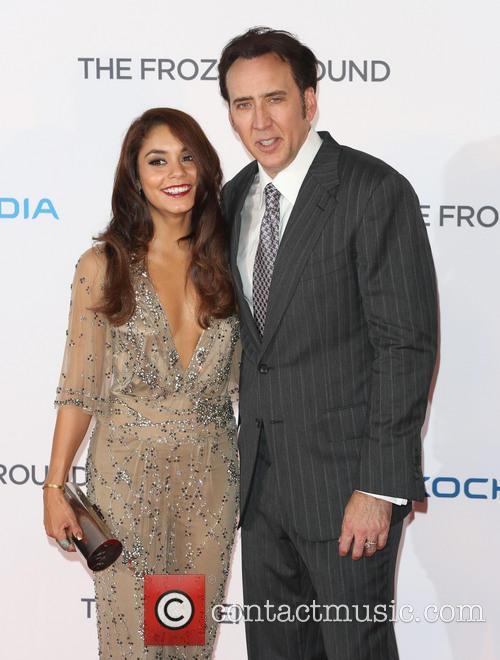 Vanessa Hudgens and Nicolas Cage 8