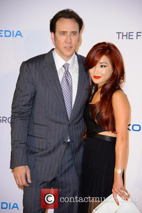 Nick Cage and Alice Kim 4