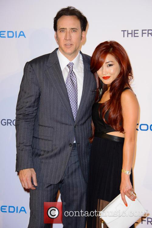 Nick Cage and Alice Kim 8