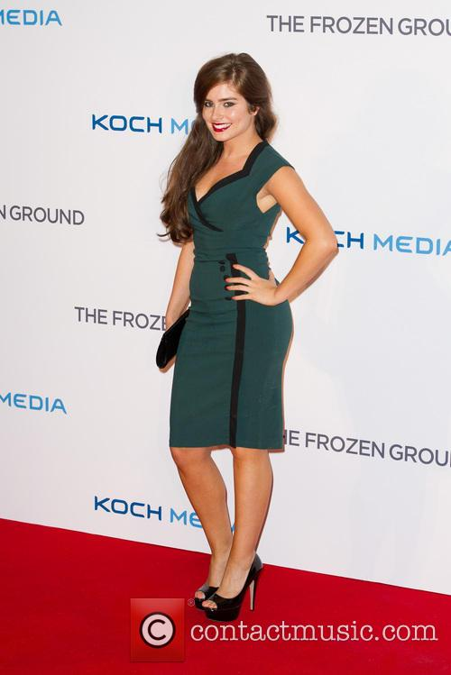 rachel shenton the frozen ground uk premiere 3767629
