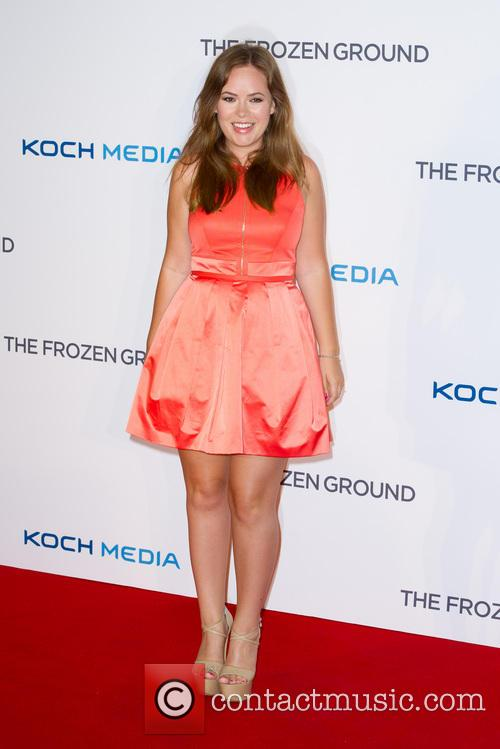 tanya burr the frozen ground uk premiere 3767655