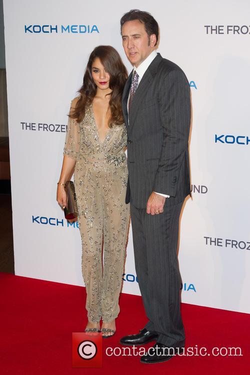 Vanessa Hudgens and Nicholas Cage 7