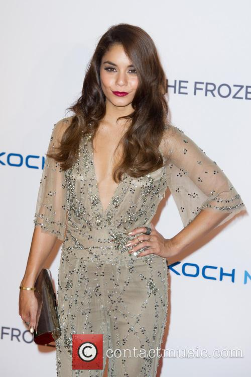Vanessa Hudgens, The Frozen Ground UK Premiere